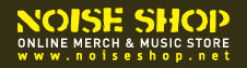 NoiseSHOP - Merch.Records.Store - tu tienda de musica en linea